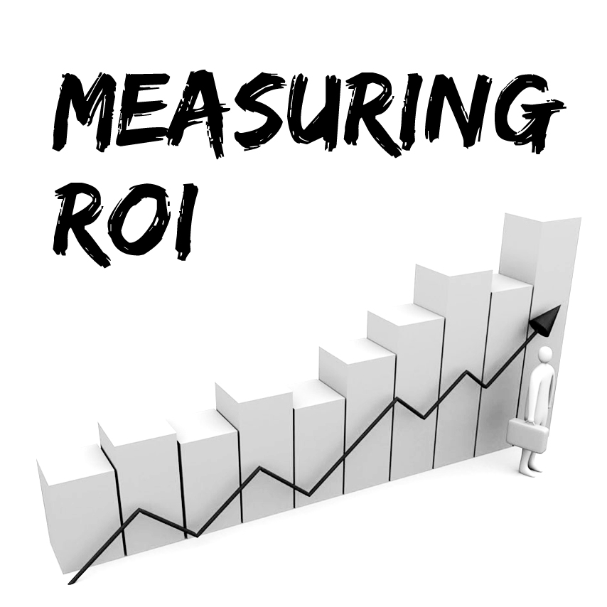 Calculating tangible ROI is linked to hard dollars.